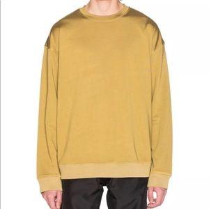 Yeezy Season 3 Plaited Jersey Crewneck Sweater